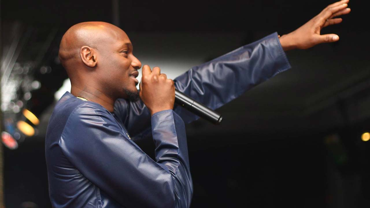 Image result for 2face pics and owoseni pics commissioner of police lagos