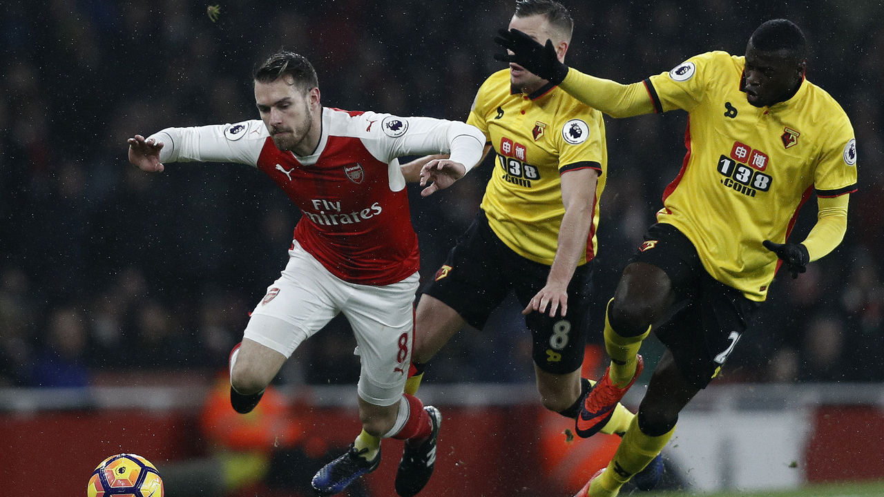 Arsenal midfielder faces three weeks out — Sport — The ...