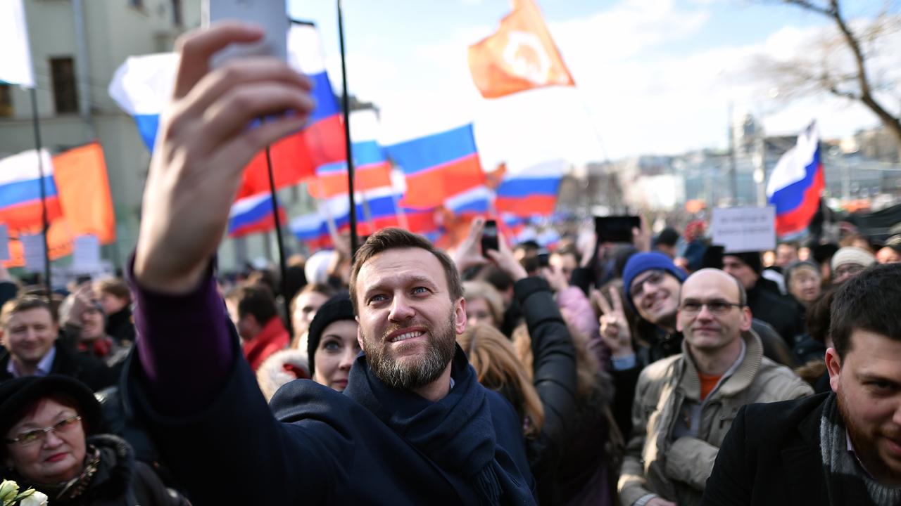 Russian opposition leader faces verdict that could end Kremlin bid