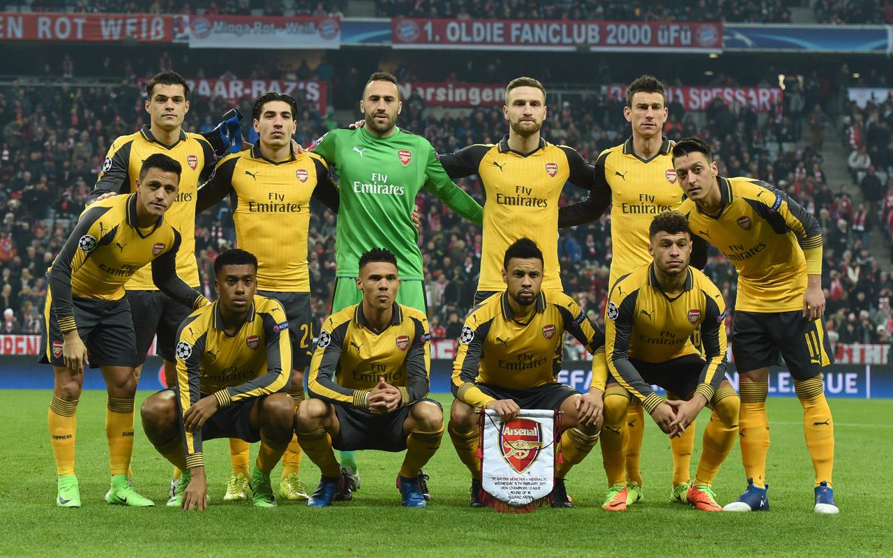 WORLDLYWAP.NET ™: Half of Arsenal players are not true ...