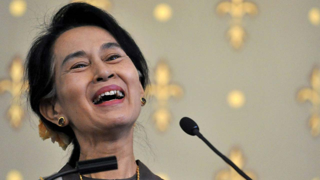 valentine's day football quotes - Myanmar s Suu Kyi breaks silence on killing of top lawyer