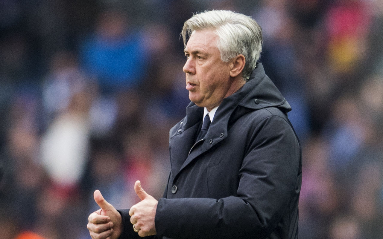 Ancelotti must explain explicit gesture