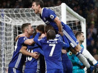 This May Interest you: 'Chelsea need 24 points to win League title'