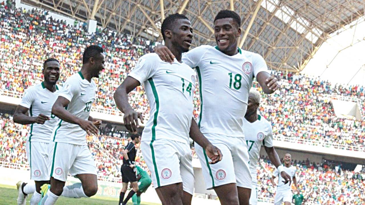 Iheanacho preserves Rohr's unbeaten Nigerian record