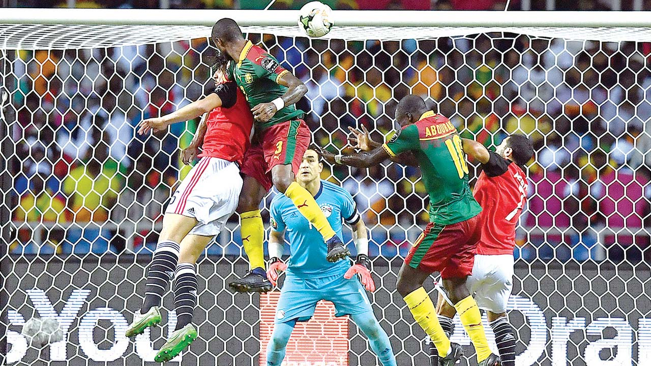 Cameroon win 5th AFCON title