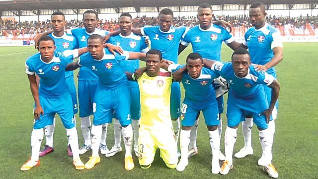 Image result for NPFL: MFM FC beat Champions Rangers 2-1