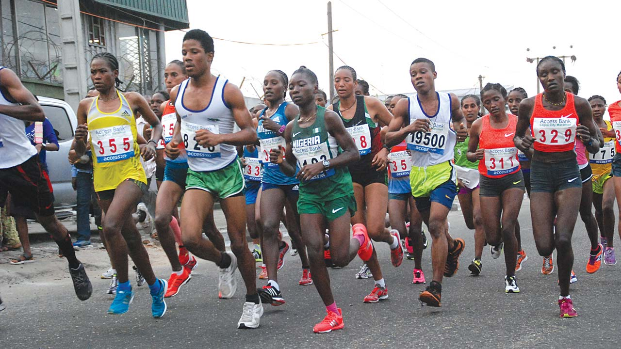 Athletes battle for $370,000 as Access Bank Lagos City ...