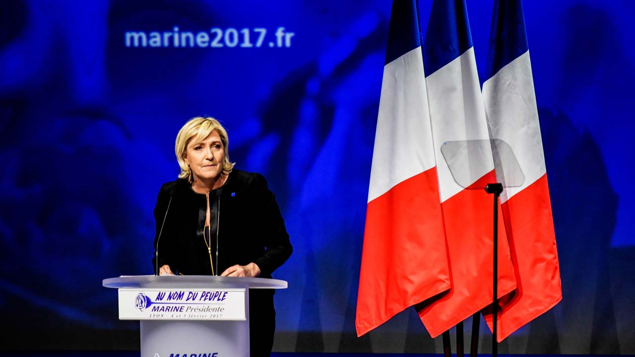 Le Pen vows 'France first' at campaign launch — Nigeria Today