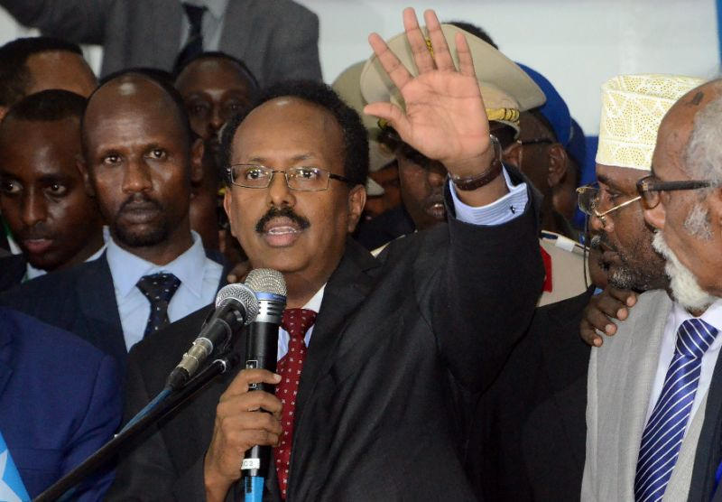 Somalia's new leader faces delicate balancing act