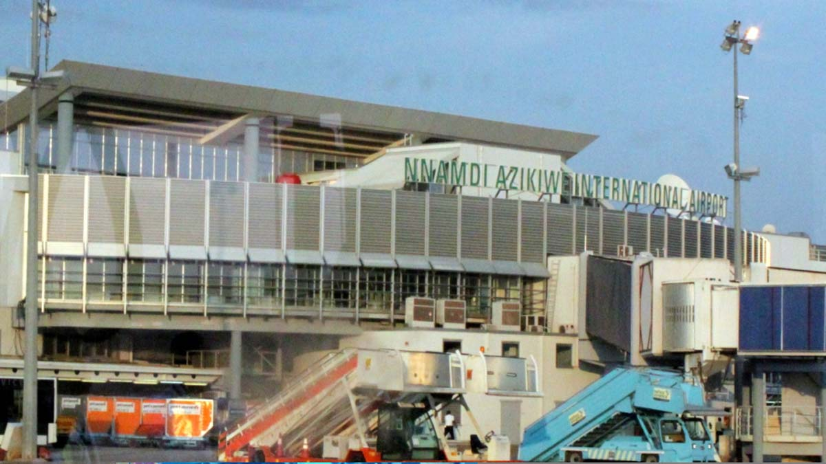Helicopters stuck in Abuja airport despite lift on ban