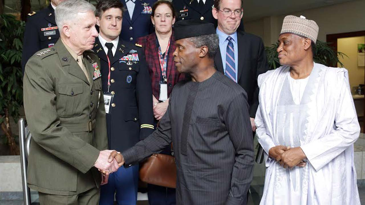 Osinbajo Writes NASS, Withholds Assent On 4 Amended Laws
