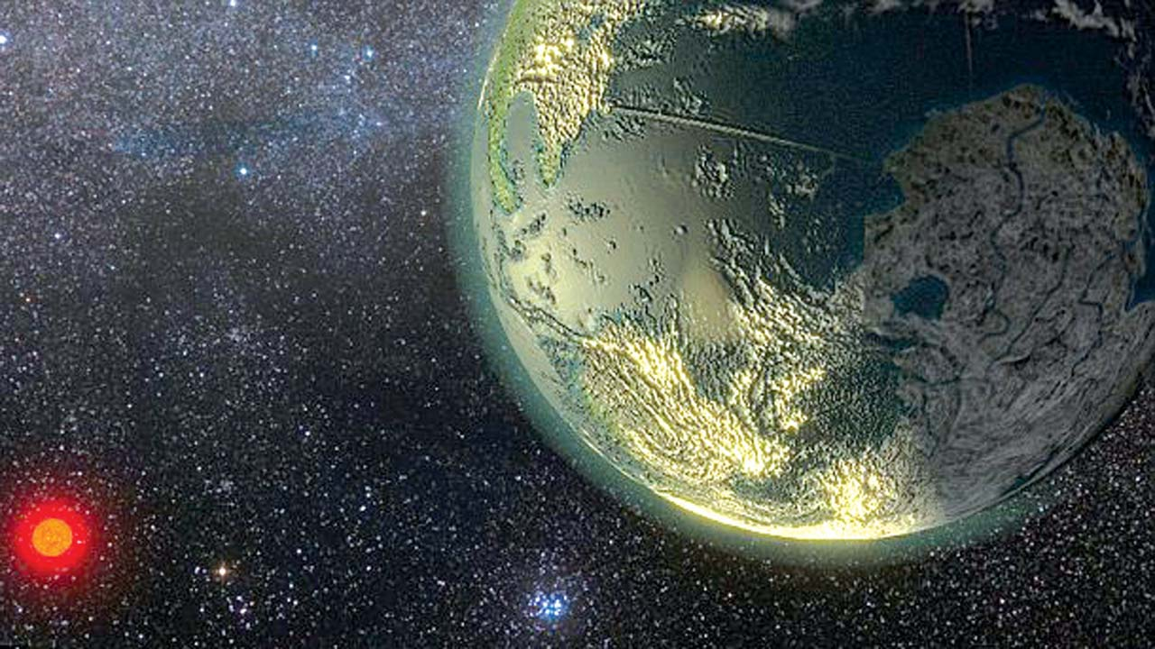 outside solar system planets earth - photo #42