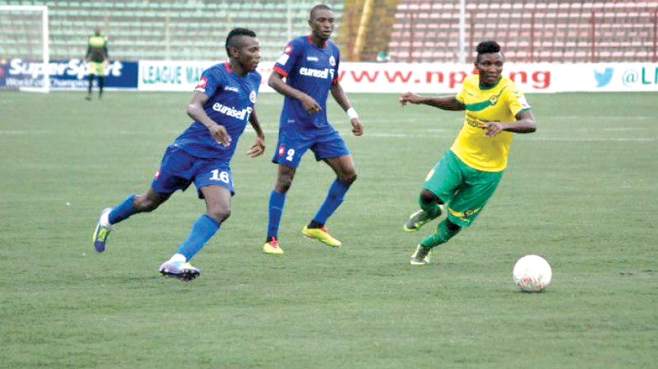 Rivers United's Coach Eguma Predicts Though Game Against Rangers