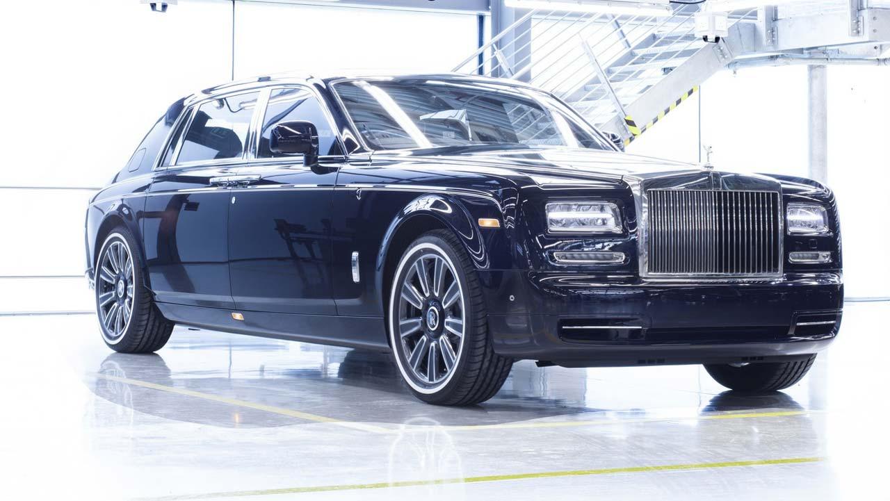 14 years run to end for Rolls-Royce Phantom VII