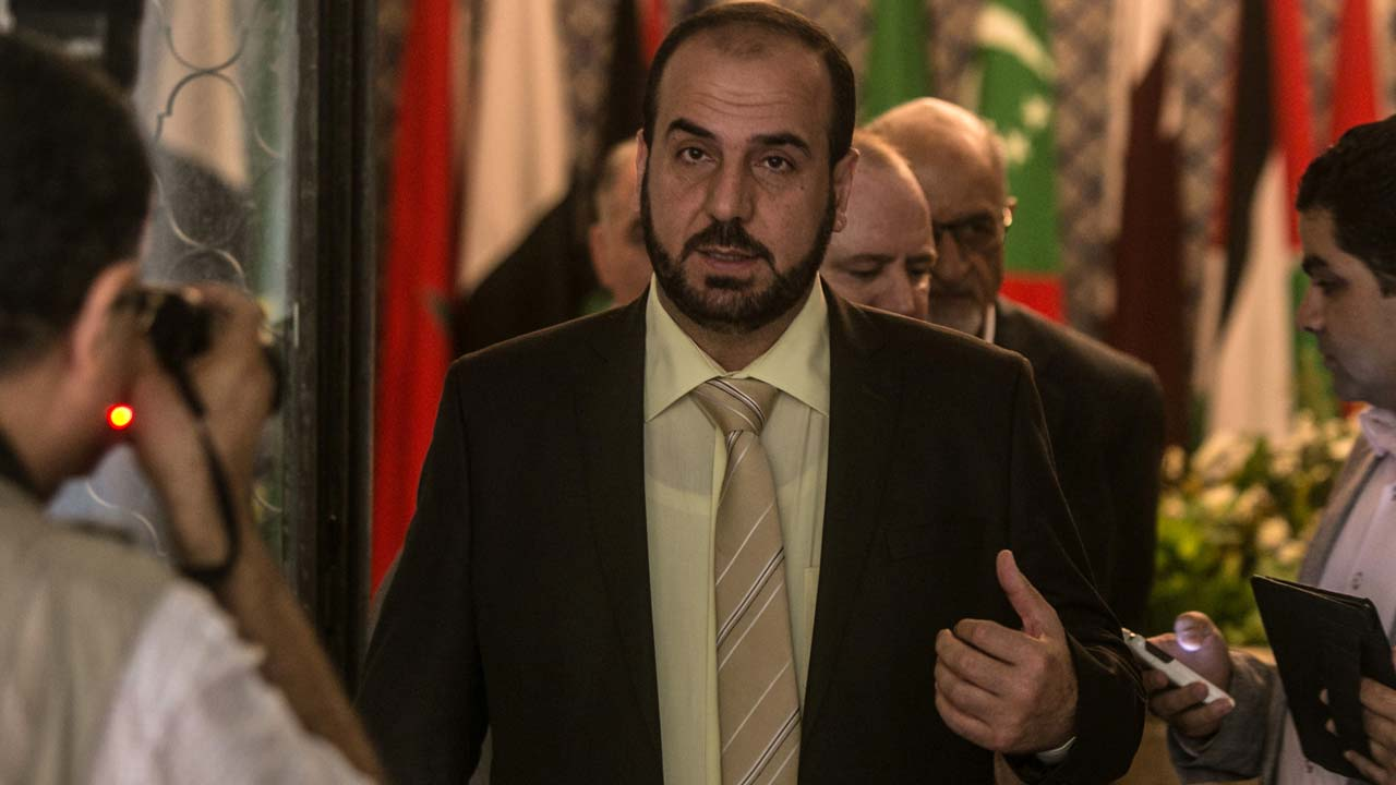 Syrian opposition forms single delegation for Geneva talks