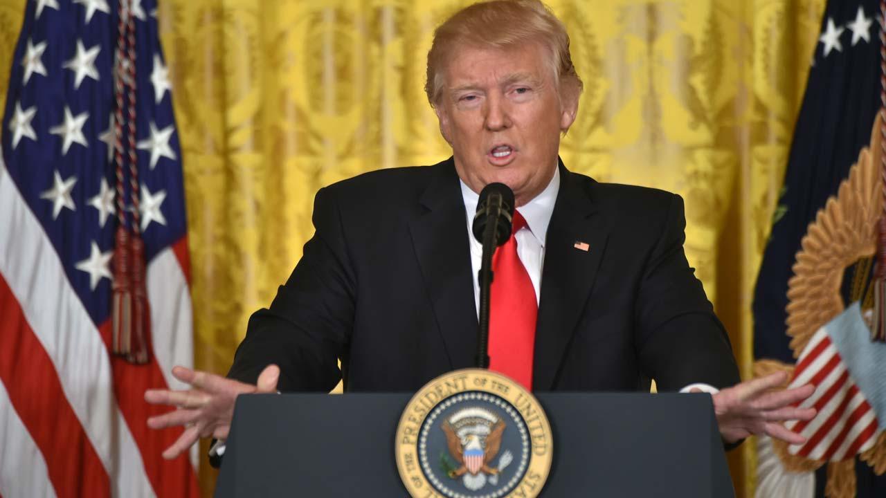 Trump: 'I inherited a mess'