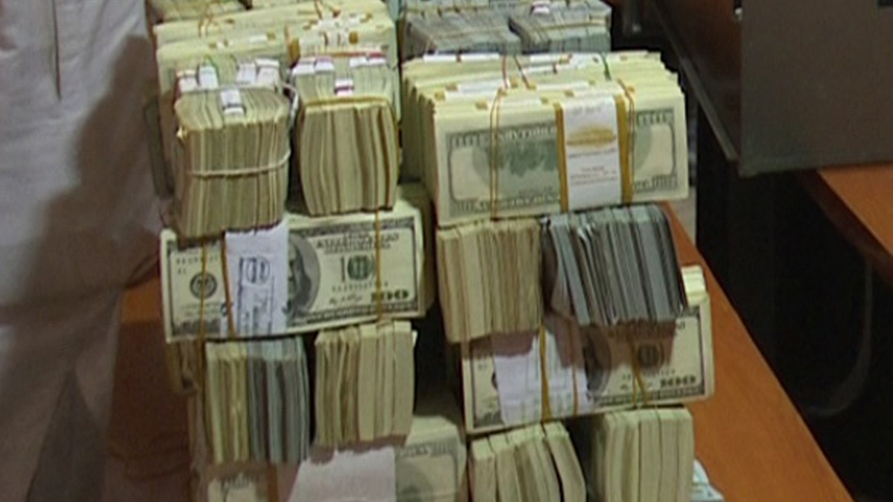 How EFCC recovered $9.8m cash from ex- NNPC boss' home