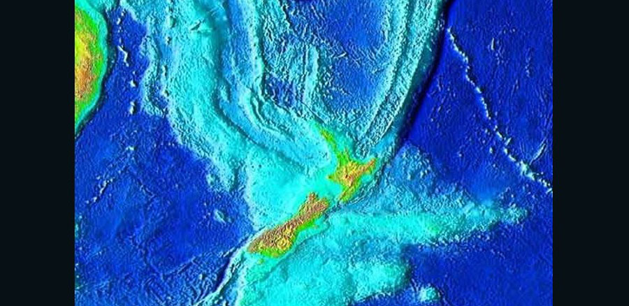 Zealandia is Earth's newest continent