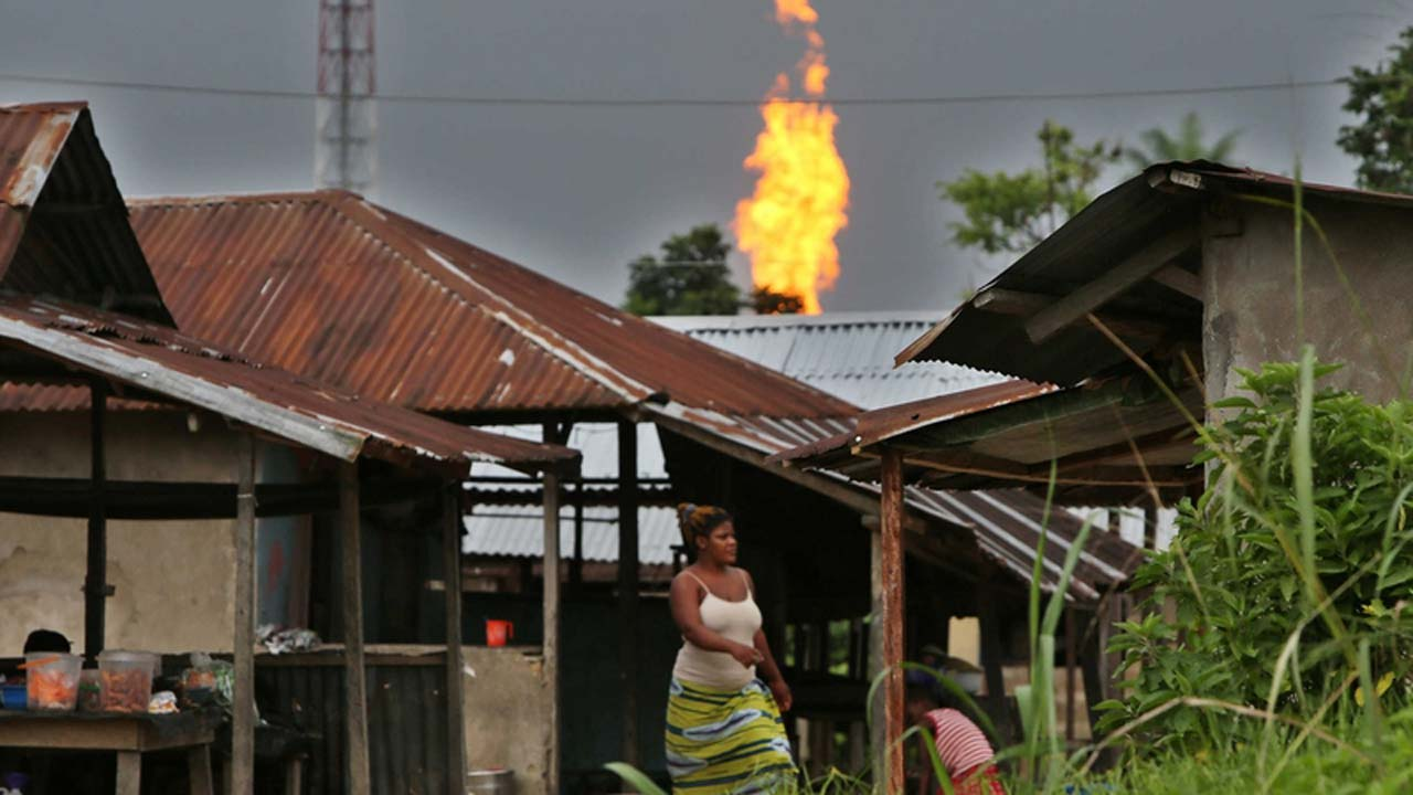 'People in oil-producing areas are prone to cancer'
