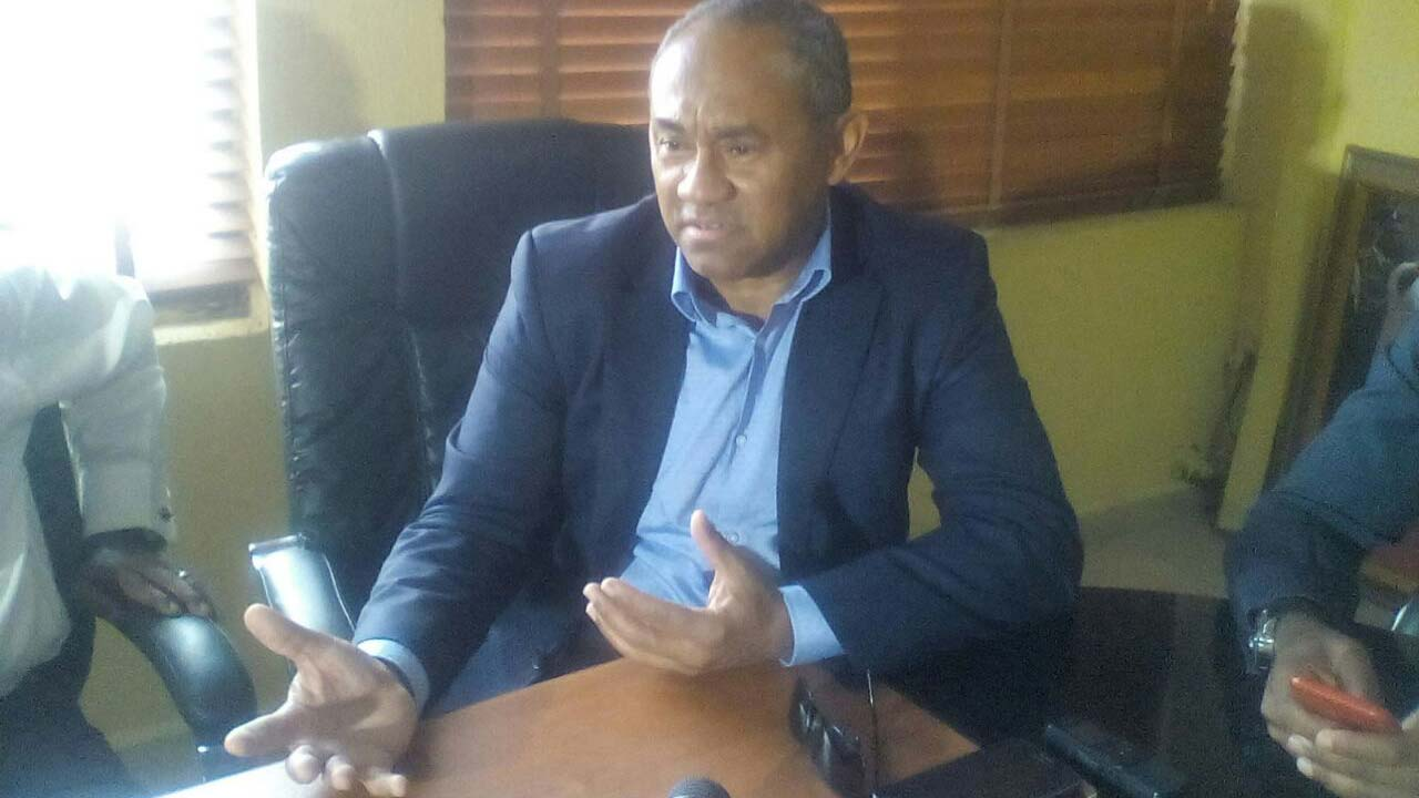 CAF presidential race : Ahmad's campaign manager threatens legal action