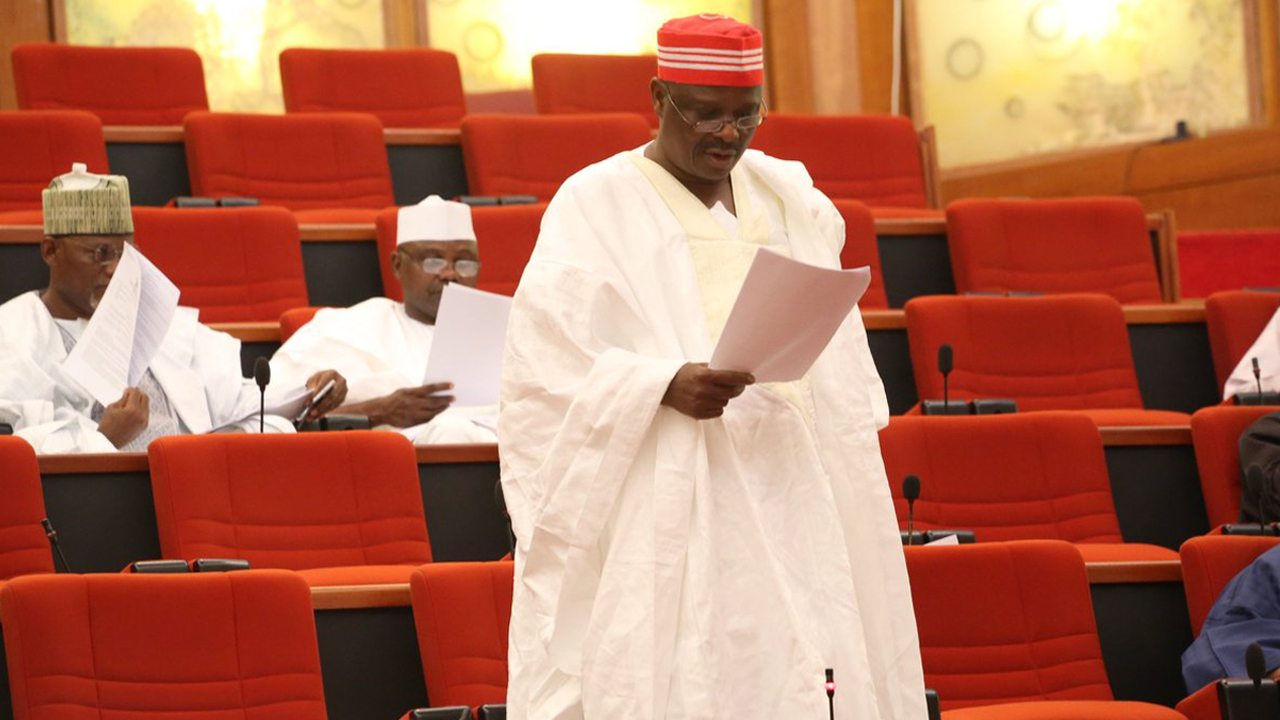 See Why Senate suspended Ndume, and cleared Saraki, Melaye and others