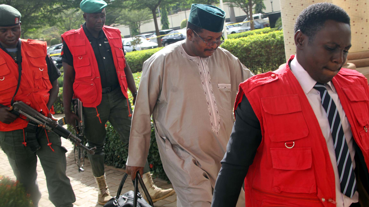 Court remands Yakubu, Ex-NNPC boss in Kuje prison