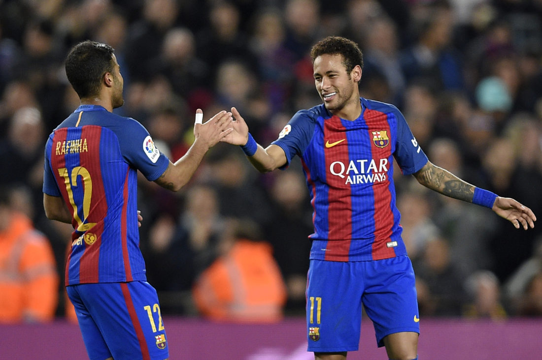 Deportivo defeat brings Barcelona back down to earth