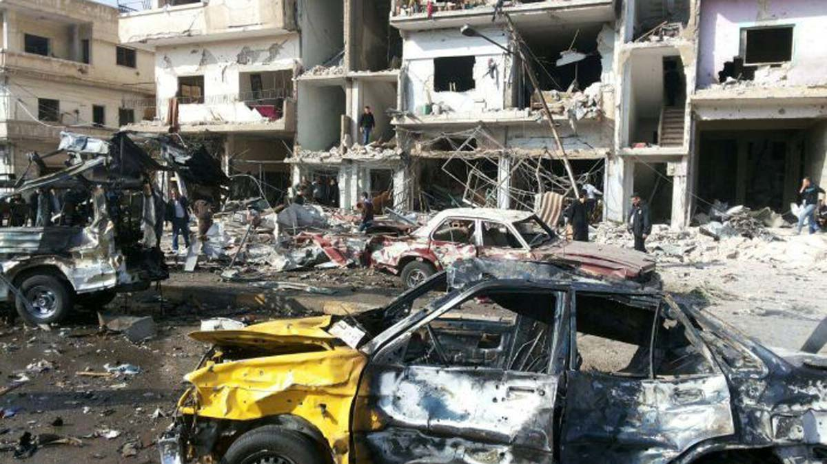 Syria: Rebel Group Claims Damascus Bombings