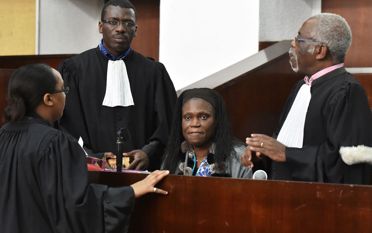 Ivory Coast's former first lady cleared of war crimes