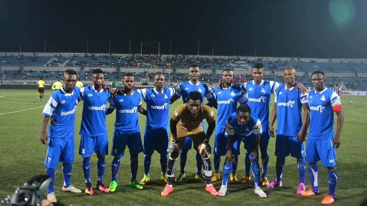 Enugu Rangers Crash Out Of CAF Champions League