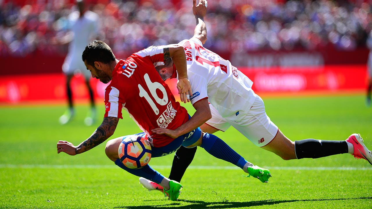 Sevilla draws 0-0 against Gijon in La Liga