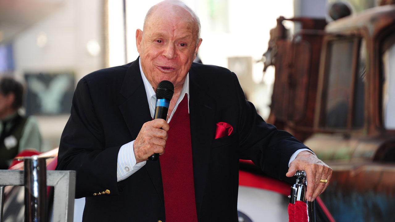 Legendary US comedian Don Rickles dies at age 90