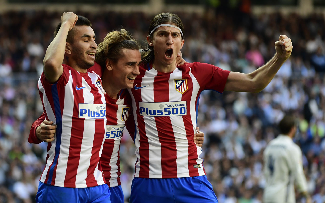 Antoine Griezmann rules out move to Real Madrid