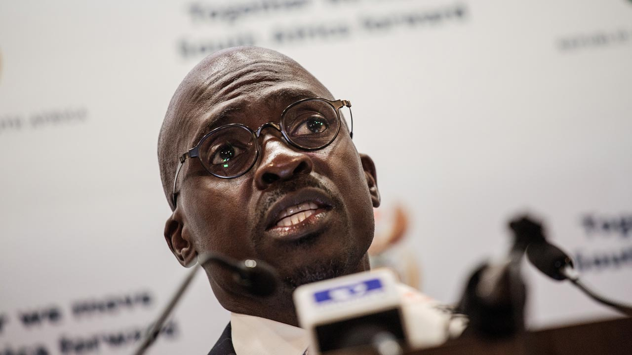 South Africa new finance minister vows to enforce ANC policies — News — Break...